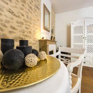 Des chambres sublimes où charme de l'ancien et modernité s'entremêlent subtilement
