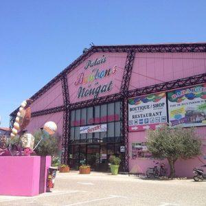 Palais des bonbons et du Nougat à Montélimar – L'instant Sévigné Grignan